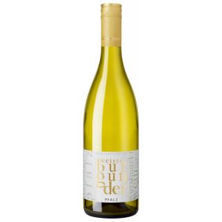 2018 Vier Jahreszeiten Weißburgunder Trocken - Weingut Vier Jahreszeiten
