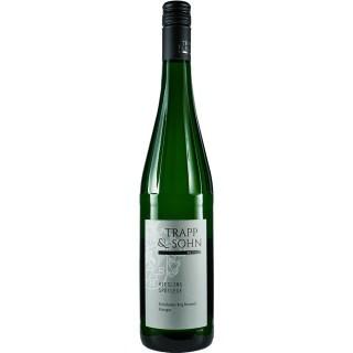 2018 Rüdesheimer Berg Roseneck Riesling Spätlese süß - Weingut Trapp & Sohn