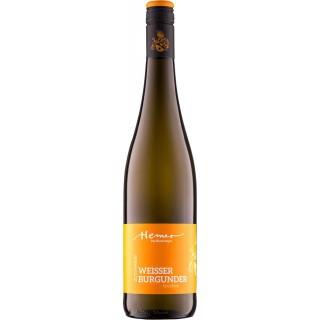 2018 Weißer Burgunder trocken BIO - Weingut Hemer