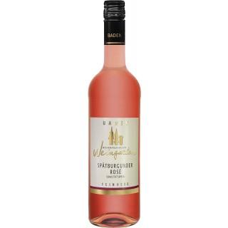 2019 Baden Spätburgunder Rosé feinherb Tradition - Weinmanufaktur Weingarten