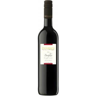2018 Dornfelder Qualitätswein trocken BIO - Weingut im Zwölberich
