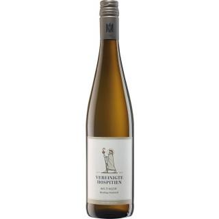"""2018 """"Wiltinger"""" Riesling Qualitätswein feinherb - Weingut Vereinigte Hospitien"""