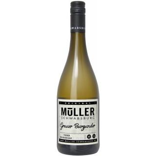 2019 Grauer Burgunder trocken - Weingut Schneider Müller