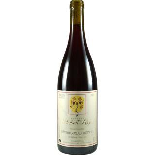 2016 Spätburgunder Rotwein Spätlese trocken BIO - Ökologisches Weingut Hubert Lay