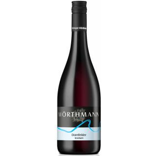2015 Dornfelder trocken - Weingut Wörthmann