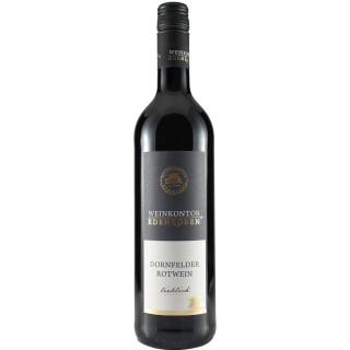 2018 Dornfelder QbA lieblich - Weinkontor Edenkoben (Winzergenossenschaft Edenkoben)