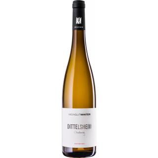 2019 DITTELSHEIM Chardonnay VDP.Ortswein trocken - Weingut Winter