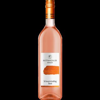 2018 Basic Schwarzriesling Rosé halbtrocken - Bottwartaler Winzer