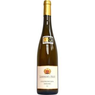 2016 Goldtröpfchen Gruft Riesling GG - Weingut Lehnert-Veit