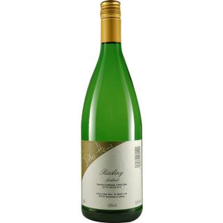 2020 Riesling feinherb 1,0 L - Weingut Dieter Heinz