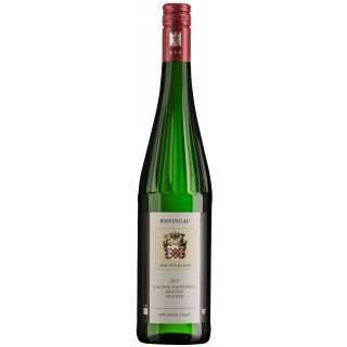 2015 Lorcher Pfaffenwies VDP.Erste Lage BIO trocken - Weingut Graf von Kanitz