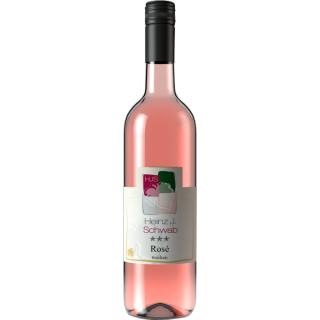 2019 Rosé*** trocken - Weingut Heinz J. Schwab