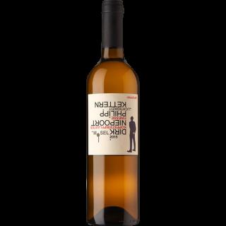 2015 Rätzelhaft Weiss Halbtrocken - Weingut Lothar Kettern