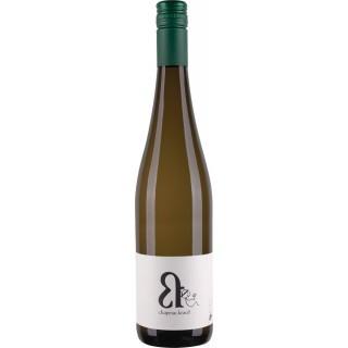 2019 Chapeau Krauß Cuveé Qualtitätswein trocken Wein aus der Umstellung auf den ökologischen Landbau DE-Öko-022 - Weingut Lukas Krauß