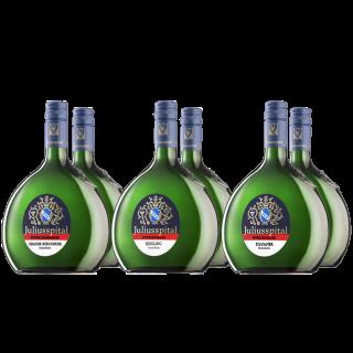 Muschelkall³ - Drei Rebsorten- Weingut Juliusspital
