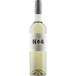 2018 No. Cuvée weiss feinherb - Weingut Hiestand