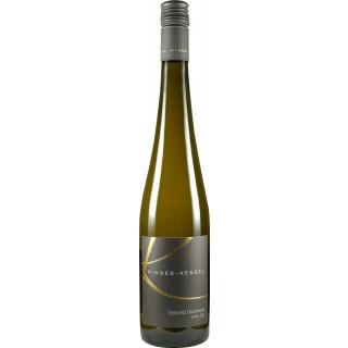 2019 Gewürztraminer Spätlese fruchtsüß lieblich - Weingut Kinges-Kessel