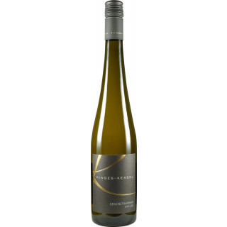 2019 Gewürztraminer Spätlese fruchtsüß - Weingut Kinges-Kessel