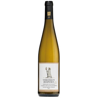 "2019 Serriger ""Schloss Saarfels"" -S- Riesling Qualitätswein -VDP.Ortswein feinherb - Weingut Vereinigte Hospitien"