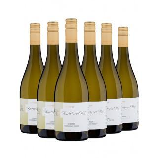 2019 Leiwener Chardonnay Trocken (Ortswein) Paket- Weinhaus Kurtrierer Hof
