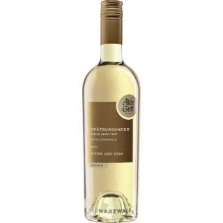 2020 Spätburgunder Weiß&Süß weiß gekeltert Qualitätswein süß - Alde Gott Winzer Schwarzwald