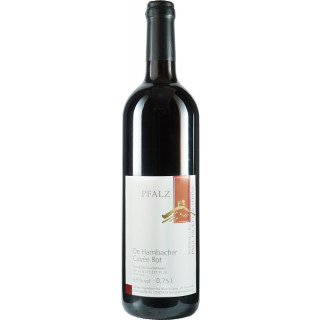 De Hambacher Cuvée rot lieblich - Weinkellerei Paul Nickel & Söhne