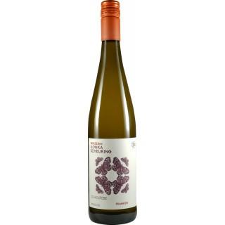 2018 Scheurebe Basic - Weingut Scheuring