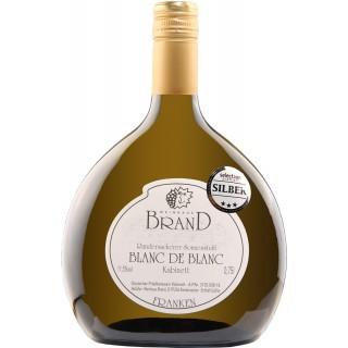 2017 Sonnenstuhl Weißer Burgunder Blanc de Blanc Kabinett trocken - Weingut Brand