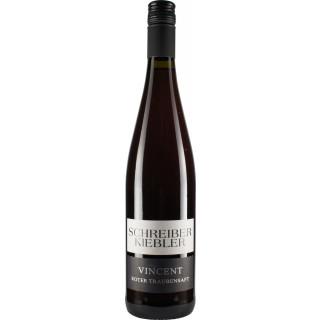 Vincent roter Traubensaft - Weingut Schreiber-Kiebler