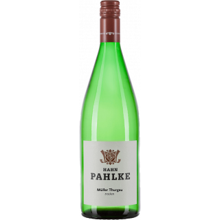 2017 Müller-Thurgau trocken 1L - Weingut Hahn Pahlke