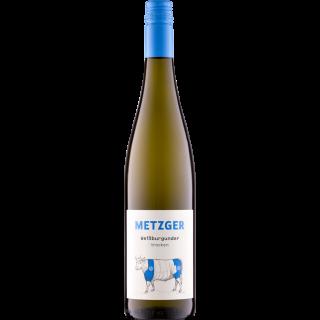 2020 Pastorenstück Weißburgunder Trocken - Weingut Metzger