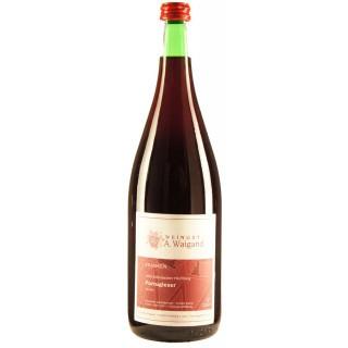 2016 Portugieser QbA trocken 1L - Weingut Waigand