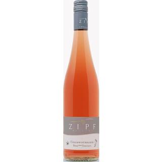 2019 Löwensteiner Wohlfahrtsberg Geschwisterliebe Rosé***QbA trocken - Weingut Zipf