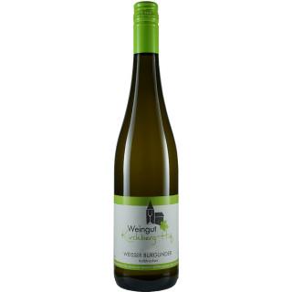 2019 Weisser Burgunder halbtrocken - Weingut Kirchberg-Hof