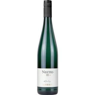 2016 NECTO III Premium Riesling lieblich - Weingut Römerhof