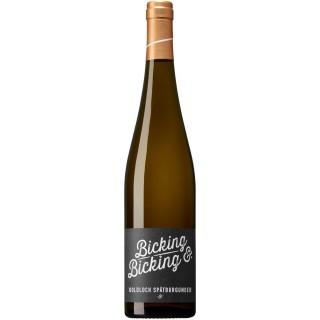 2014 Spätburgunder Goldloch trocken - Weingut Bicking und Bicking