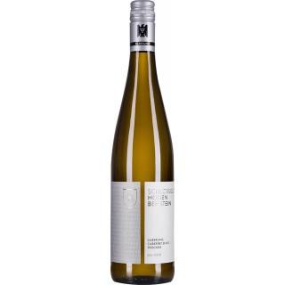 """2018 Cabernet Blanc """"Silberling"""" Trocken BIO - Schlossgut Hohenbeilstein"""