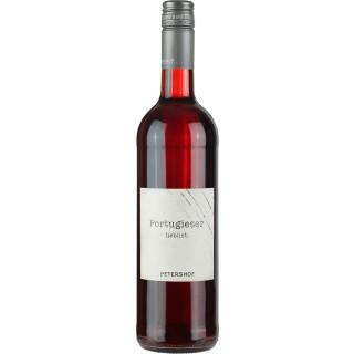 2017 Portugieser lieblich - Weingut Petershof