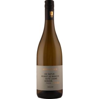 2019 PUR Riesling trocken BIO - Weingut Heid