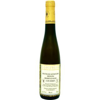2019 Zeltinger Sonnenuhr Riesling Beerenauslese 0,375 L edelsüß - Weingut Gessinger