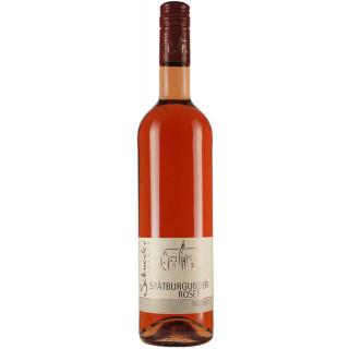 2019 Spätburgunder Rosé trocken - Wein- und Sektgut Heinz Schneider