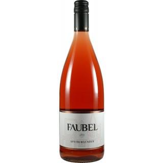 2019 Spätburgunder Rosé 1L - Weingut Faubel