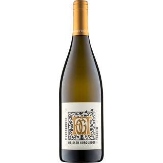 2016 Chardonnay & Weißer Burgunder trocken - Weingut Fogt