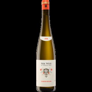 2019 St. Urbans-Hof Schiefer Riesling trocken - Weingut Nik Weis - St. Urbans-Hof