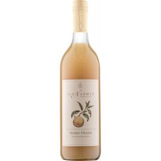Weißer Pfirsichnektar - Obstkelterei van Nahmen