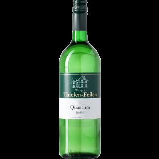 2018 QUANTUM Weißwein Cuvée lieblich 1L - Weingut Thielen-Feilen