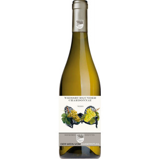 2015 Weißburgunder & Chardonnay trocken - Weingut Hiss
