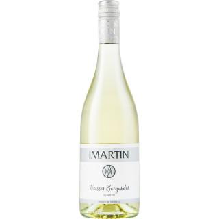 2019 Weißer Burgunder feinherb - Weinhof Martin