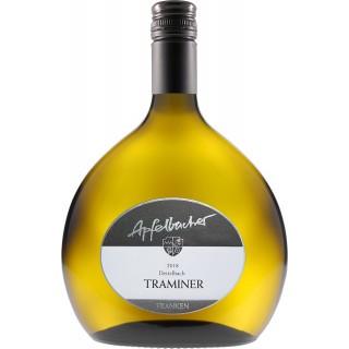 2018 Dettelbach Traminer lieblich - Weingut Apfelbacher