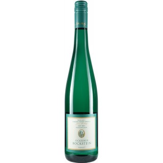 2019 Ockfener Bockstein Riesling Spätlese süß - Weingut Johann Peter Mertes